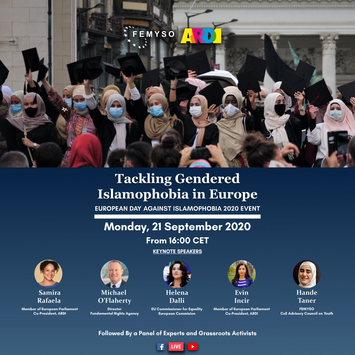 Event Eu Day against Islamophobia
